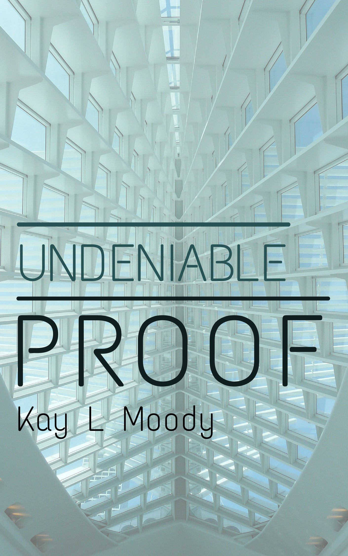 Read free sci fi short stories online by Kay L Moody. Enjoy this soft sci fi short story, Undeniable Proof. Check back the last Monday of each month for a new story!