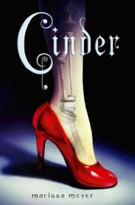 Cinder is an amazing science fantasy book. Click to find 5 more aweomse sci fi books with strong female leads.