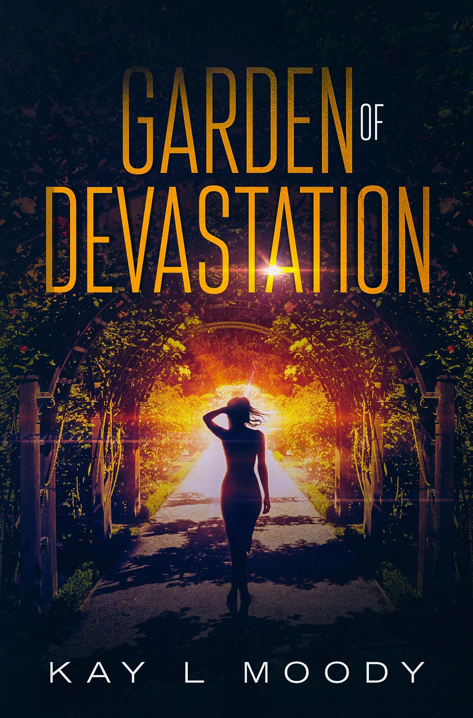 If you like science fiction with a strong female lead and a genetic engineering twist, you'll love Garden of Devastation!