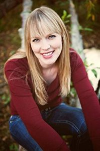 Kasie West, author of Pivot Point. Click to find 5 more sci fi books with strong female leads.