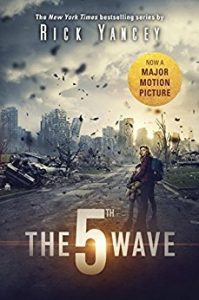The 5th Wave is an awesomw book with a female main character. Click to find 5 more sci fi books with strong female leads.