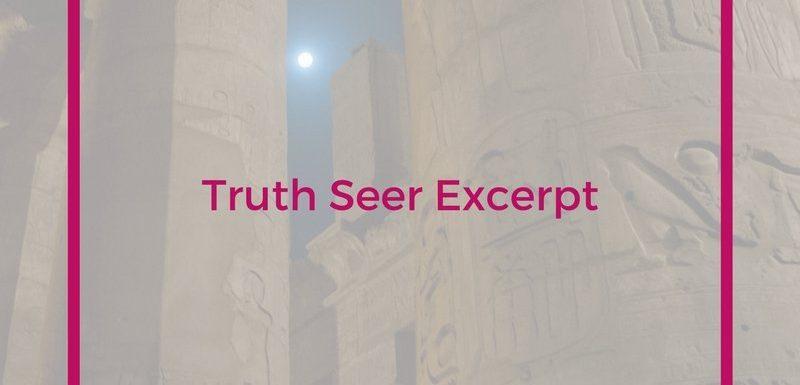 Truth Seer Excerpt Sneak Peek