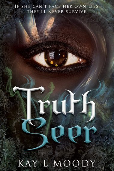 Truth Seer: A world of lies. A cell of terrorists. When her sister is taken hostage, only the power to see the truth can set both of them free. Available July 2!