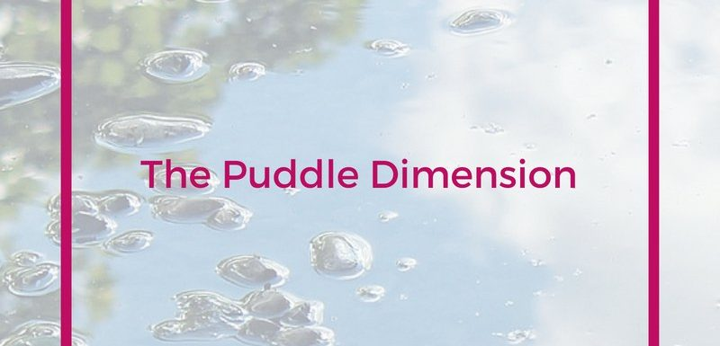 The Puddle Dimension