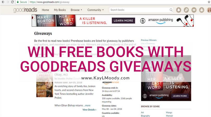 Not on goodreads? You will be after reading this! Read this ultimate guide to learn exactly how to use goodreads.