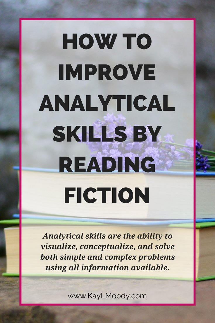 Analytical skills are the ability to visualize, conceptualize, and solve both simple and complex problems using all information available. You can improve analytical skills by reading books! Click to learn more.