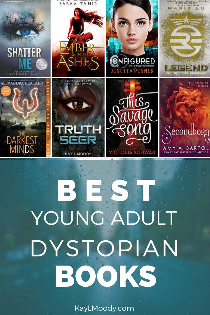 Love dystopian books? You need to check out this list of the best young adult dystopian books you've ever heard of. Plus some you haven't!