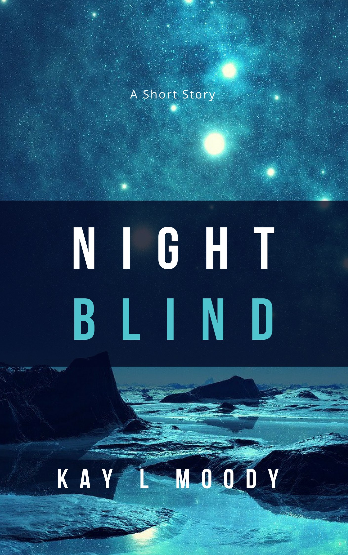 Love free sci fi short stories online? Enjoy this soft sci fi short story, Night Blind. Click through to read it now!