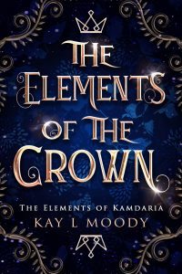 The Elements of the Crown by Kay L Moody. Ice Crown (The Elements of Kamdaria Book 1 by Kay L Moody). Talise can manipulate the elements with ease. But if she clings to the past, her future will crumble. Fans of Red Queen and the Grishaverse will love this heart-wrenching dystopian fantasy.