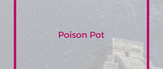 Love science fiction short stories? Enjoy this time travel mystery, Poison Pot. Click through to read it now!