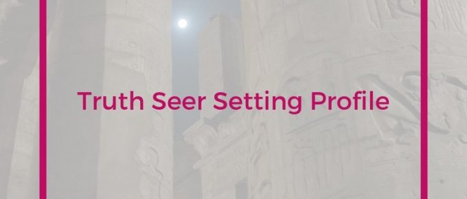 Get the inside scoop of the setting for the YA sci fi book, Truth Seer!