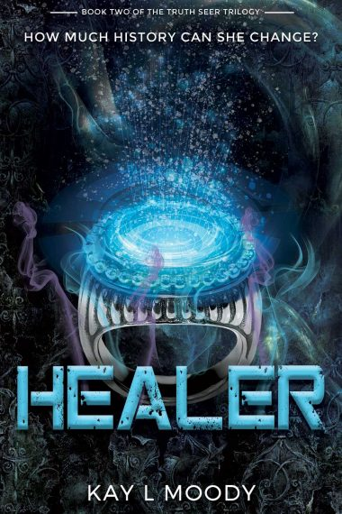 Healer is the heart stopping second installment of the Truth Seer Trilogy. Enjoy this exciting dystopian series by Kay L Moody.