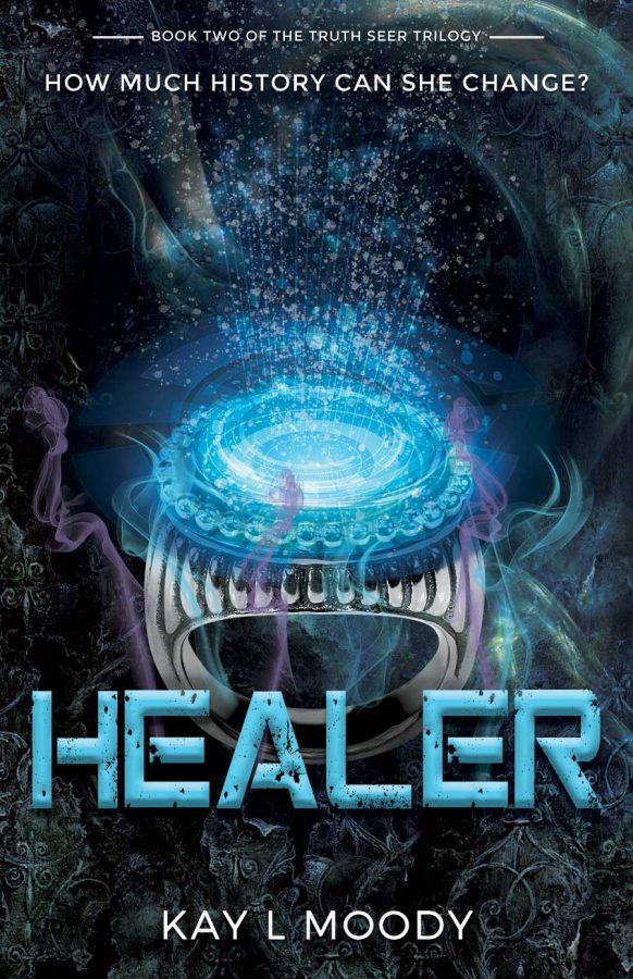 Healer, Truth Seer Trilogy Book 2, is available now! Get the heart stopping second installment of the futuristic dystopian series by Kay L Moody!