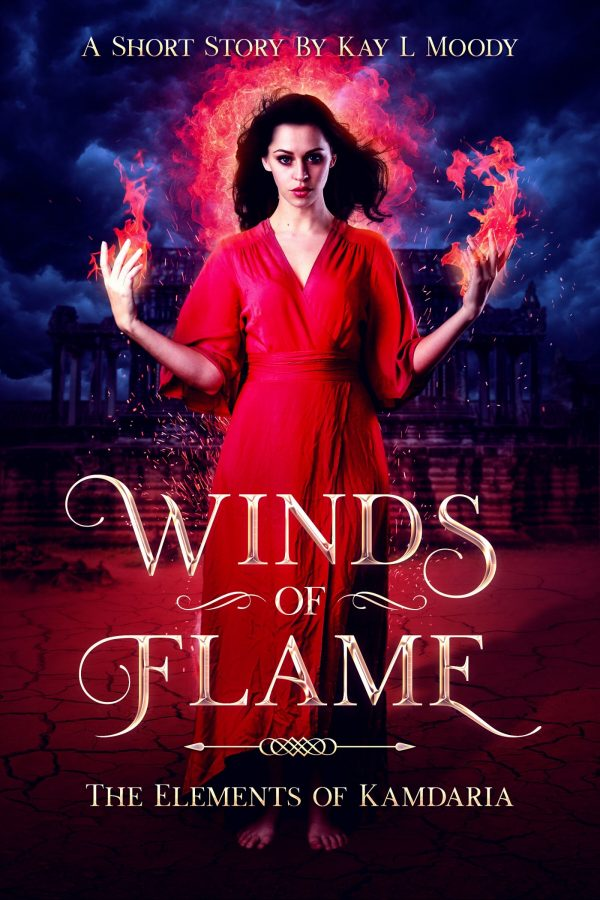 Winds of Flame is a companion short story to The Elements of Kamdaria series. Manipulate the elements. Do an illegal job. Save a life. It's all in a day at Kamdaria's finest academy.