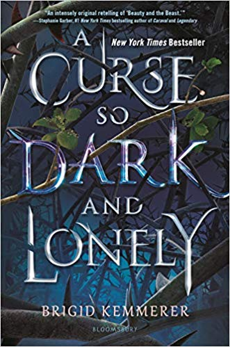12 Good YA Fantasy Books to Read in Fall 2019, including A Curse So Dark and Lonely.