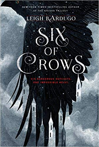 12 Good YA Fantasy Books to Read in Fall 2019, including Six of Crows.