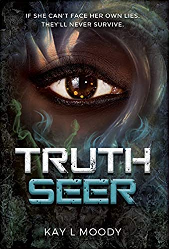 12 Good YA Fantasy Books to Read in Fall 2019, including Truth Seer.