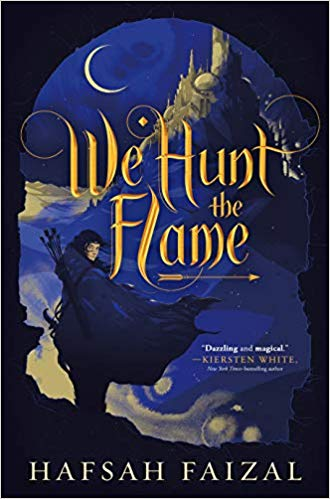 12 Good YA Fantasy Books to Read in Fall 2019, including We Hunt the Flame.