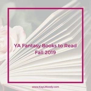 12 Good YA Fantasy Books to Read in Fall 2019