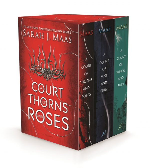 Looking for the best young adult fantasy book series? This list includes A Court of Thorns and Roses, The Lunar Chronicles, and many more!!