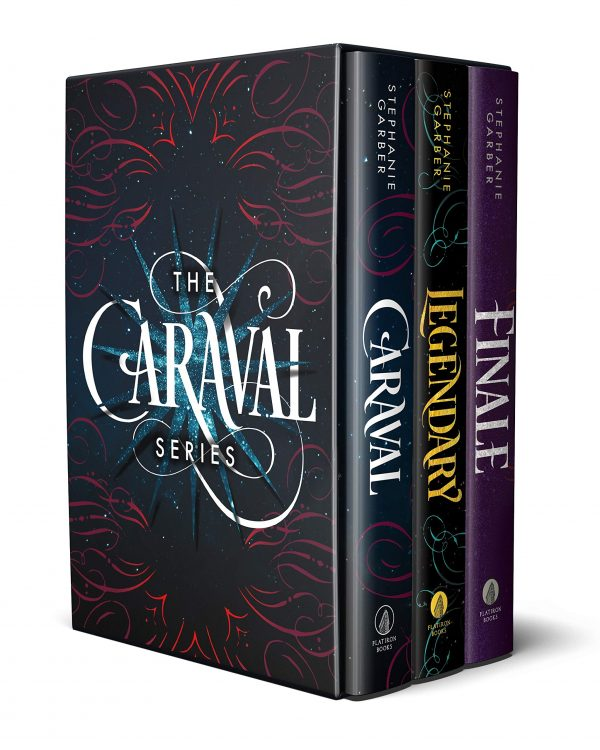 Looking for the best young adult fantasy book series? This list includes Caraval, Throne of Glass, and many more!!