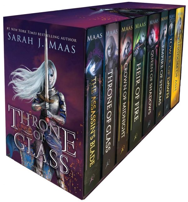 Looking for the best young adult fantasy book series? This list includes Throne of Glass, The Lunar Chronicles, and many more!!