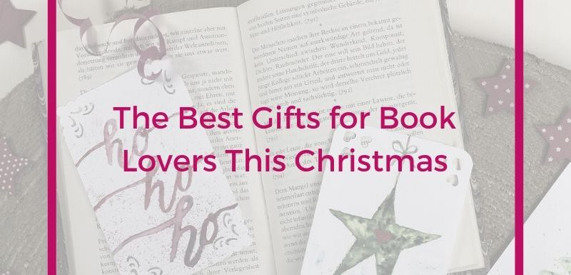 The Best Gifts For Book Lovers This Christmas Season