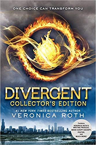 The best gifts for book lovers this Christmas season, including Divergent!
