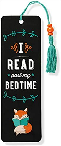 The best gifts for book lovers this Christmas season, including a reading themed bookmark!