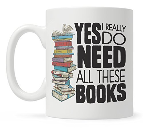 The best gifts for book lovers this Christmas season, including a reading themed mug!