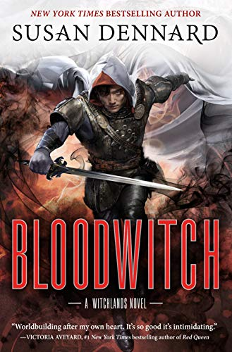 The best YA fantasy books of 2019 including Bloodwitch!
