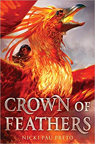 Awesome fantasy books for teens, including Crown of Feathers!
