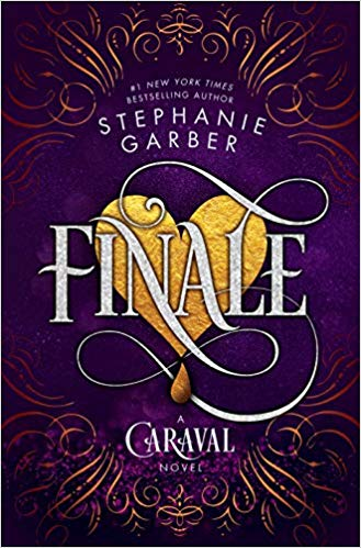 The best YA fantasy books of 2019 including Finale!
