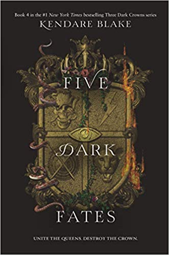 The best YA fantasy books of 2019 including Five Dark Fates!
