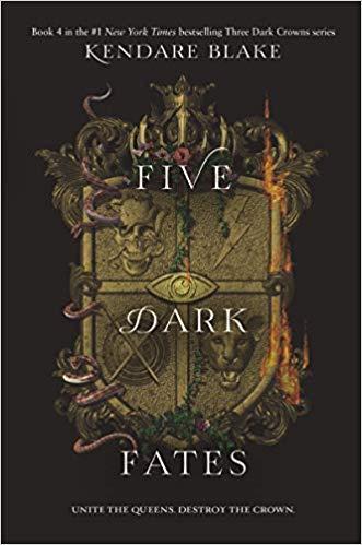 The best YA fantasy books of 2019 including Five Dark Fates!
