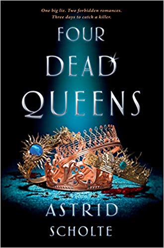 The best YA fantasy books of 2019 including Four Dead Queens!