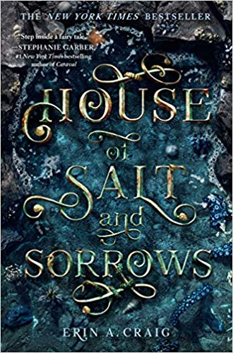 The best YA fantasy books of 2019 including House of Salt and Sorrows!