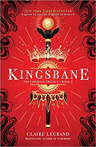 The best YA fantasy books of 2019 including Kingsbane!