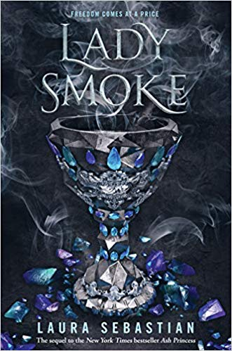 The best YA fantasy books of 2019 including Lady Smoke!
