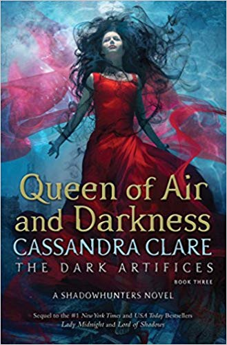 The best YA fantasy books of 2019 including Queen of Air and Darkness!