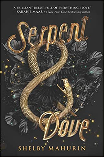 The best YA fantasy books of 2019 including Serpent and Dove!