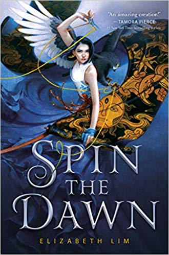 Exciting fantasy reads for teenagers, including Spin the Dawn!