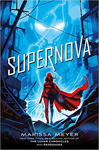 The best YA fantasy books of 2019 including Supernova!