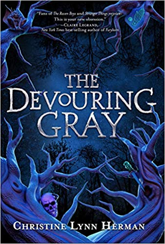 The best YA fantasy books of 2019 including The Devouring Gray!