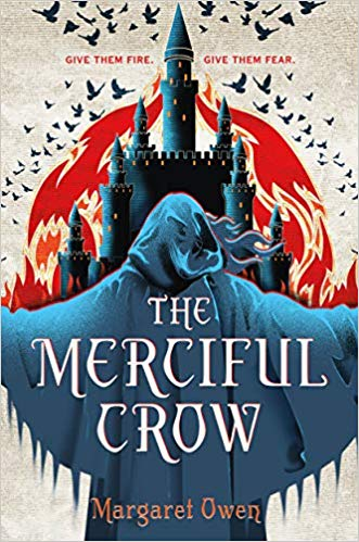 The best YA fantasy books of 2019 including The Merciful Crow!