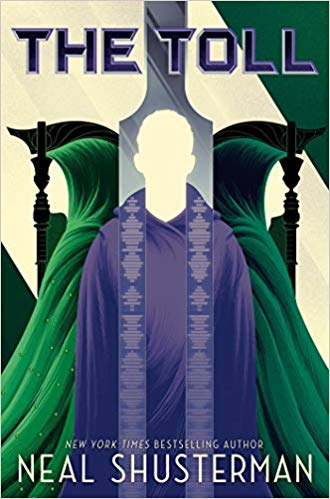 The best YA fantasy books of 2019 including The Toll!