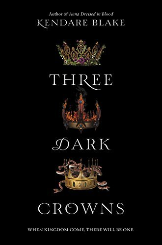 The best YA fantasy novels especially for serious readers. Includes Three Dark Crowns and more. We bet you haven't read every book on this list!