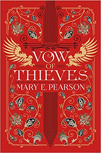 The best YA fantasy books of 2019 including Vow of Thieves!