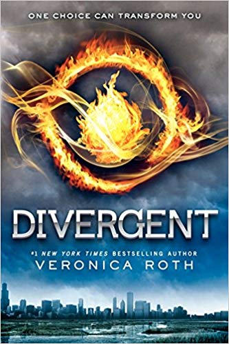 Creative futuristic young adult books, including Divergent!