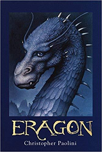 14 good fantasy books for teens, including Eragon!